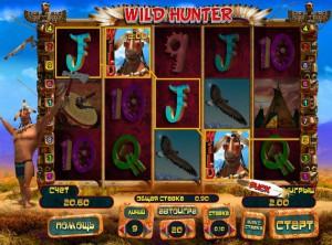 Игровой автомат слот Wild Hunter играть бесплатно
