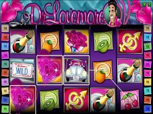 Игровой автомат слот Dr Lovemore - Ловелас