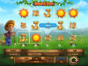 Игровой автомат слот Bumper Crop играть бесплатно