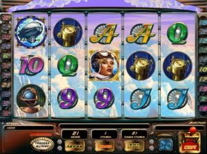 Игровой автомат Sky Way - Небесный Путь