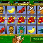 Игровой автомат слот Crazy Monkey Обезьянки играть бесплатно