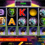 Игровой автомат слот Golden Planet - Золотая планета