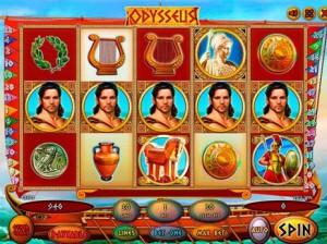 Игровой автомат слот Odysseus - Одиссей