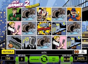 Игровой автомат слот Jack Hammer 2 - Джек Хаммер 2