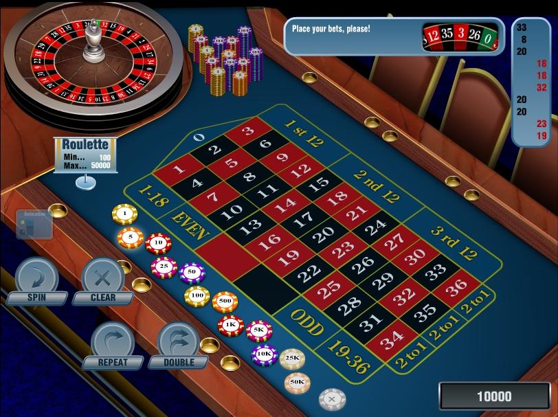 european roulette казино как выиграть