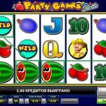 Игровой автомат слот Party Games Lotto Deluxe