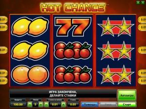 Игровой автомат слот Hot Chance Deluxe играть бесплатно