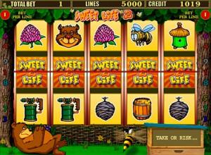 Игровой автомат слот Sweet Life - Медведи
