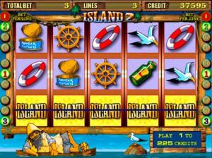 Игровой автомат слот Island - Остров