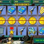 Игровой автомат слот Resident - Резидент