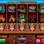 Игровой автомат слот Riches Of Cleopatra - Сокровища Клеопатры