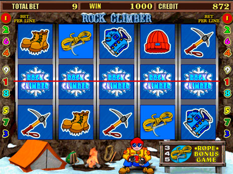 бесплатные игровые автоматы веревки