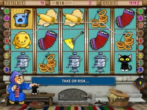 Игровой автомат слот Keks - Колобок