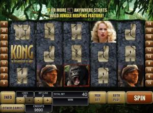 Игровой автомат слот King Kong - Кинг Конг