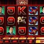 Игровой автомат слот Iron Man - Железный человек