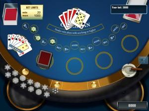 Игровой автомат слот Caribbean Poker - Карибский покер онлайн