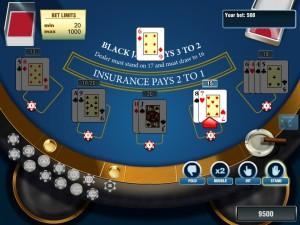 Blackjack - Блэкджек онлайн