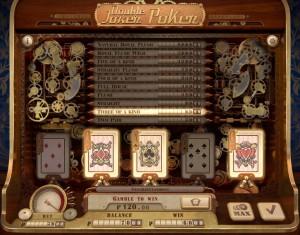 Видеопокер Double Joker Poker - Двойной джокер покер