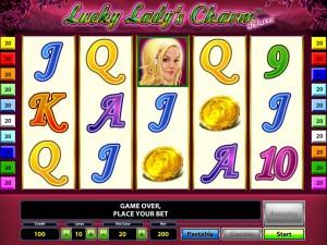 Игровой автомат слот Lucky Ladys Charm Deluxe - Леди удача