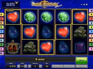 Игровой автомат слот Just Jewels Deluxe - Алмазы Делюкс
