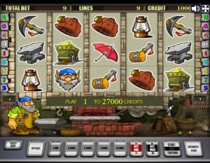 Игровой автомат слот Gnome - Гном