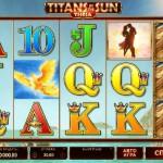 Игровой автомат слот Titans of the Sun: Theia - Титаны солнца: Тея
