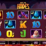 Игровой автомат слот Hot as Hades - Горячий как Аид