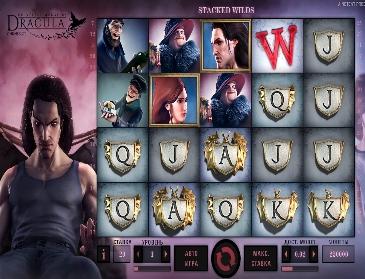 Игровой автомат слот Dracula - Дракула