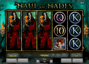 Игровой автомат слот Haul of Hades - Путешествие к Аиду онлайн