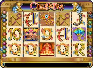 Игровой автомат слот Cleopatra – Queen of Slots - Клеопатра